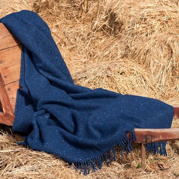 Eddie Doherty | Wohndecke aus 100% Wolle