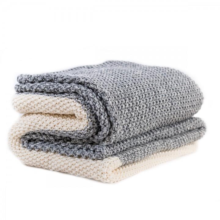 Kuschelweiche Baumwolldecke