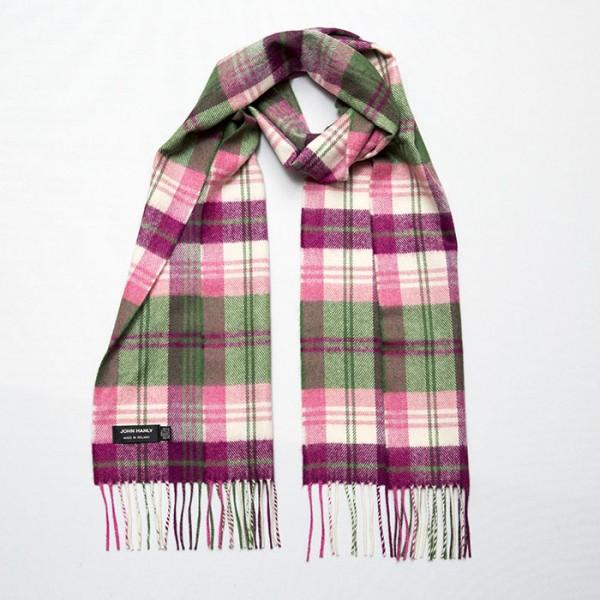 Weicher Merino-Schal, klassisch